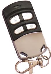 Garage Door Remotes and Clickers